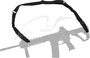 Ремень ружейный Danaper SD-Point Sling. Цвет - черный
