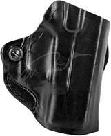 Кобура DeSantis Mini Scabbard для малых и средних пистолетов. Цвет - черный