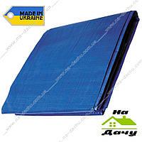Тент   6 х  8 м, синий, 65г/м2, MasterTool  79-9608