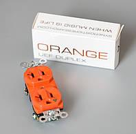 Hi-End аудио розетка Synergistic Research Orange, фото 1