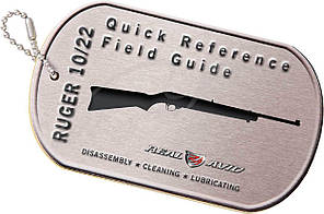 Брелок Real Avid Ruger 10/22 Field Guide