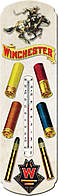 Термометр Riversedge Winchester Ammo Thermometer 43*13 см