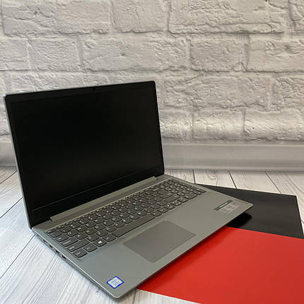 НОУТБУК Lenovo S145 15 (i7- 8565U/ DDR4 12 GB / SSD 256 GB / UHD 620), фото 2