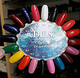 Гель-краска DIS 005 5 гр. (красный яркий), фото 2