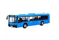 Автобус инерционный 9690CD (Синий)