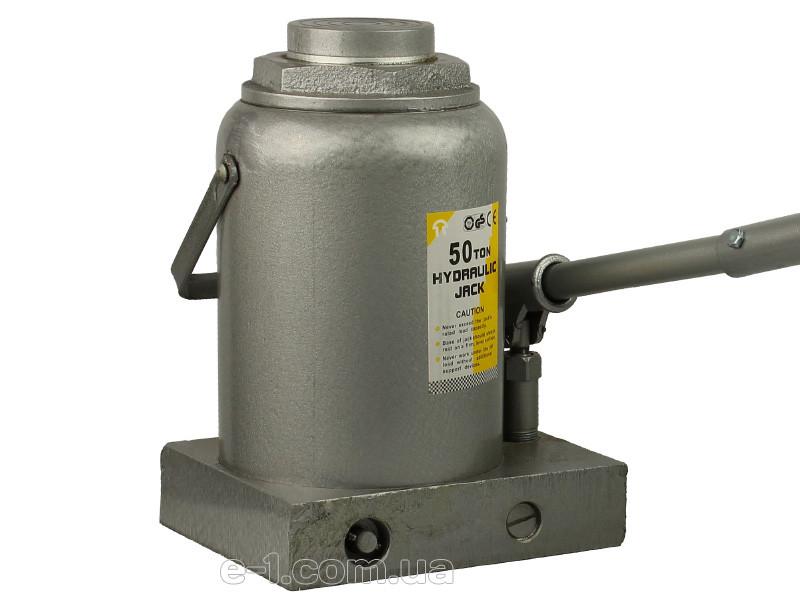 Домкрат гидравлический телескопический 50 т, 300-480 мм Miol 80-082