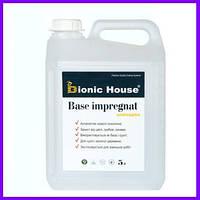 Base-Impregnat. Антисептик для дерева, просочення для дерева, грунтовка для дерева, пропитка для дерева, 1 л