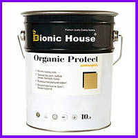 Organic Protect. Антисептик для дерева, маслянистий антисептик, пропитка для дерева, 1 л