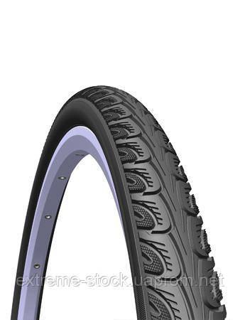 Покрышка 28x1.1/2 (40-635) Mitas HOOK V69 Classic, черная