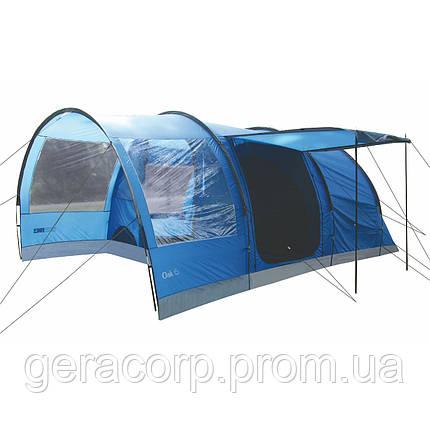 Палатка Highlander Oak 6 Blue, фото 2