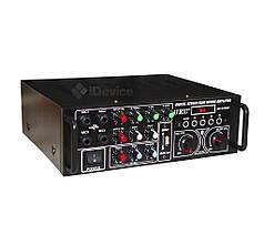 Усилитель звука UKC AV-329BT Bluetooth, Karaoke