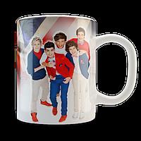 Кружка чашка One Direction