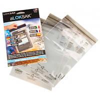 Герметичный пакет aLOKSAK 14,9х22,9 см