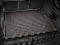 Коврик резиновый с бортиком в багажник, какао (WeatherTech) - Range Rover Sport - Land Rover - 2013