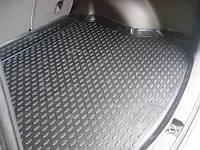 Коврик резиновый с бортиком в багажник, черный, 5 мест (WeatherTech) - GX - Lexus - 2009