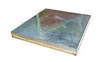 Крыша утепленная двойная для ульев на 12 рамок, проваренная, из липы