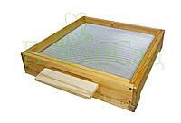 Дно сетчатое (гигиеническое) для ульев на 12 рамок, проваренное, из липы