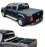 Тент виниловый черный. (EGR) - Ranger - Ford - 2012