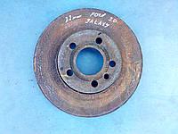 Тормозной диск передний 1 045 994 Ford Galaxy, VW sharan, Seat alhambra