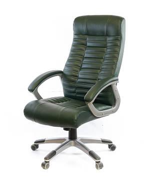 Кресло АКЛАС Атлант NEW PL TILT Зеленое, фото 2