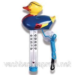 """Kokido Термометр-игрушка Kokido TM08CB/18 Утка """"Пират"""""""