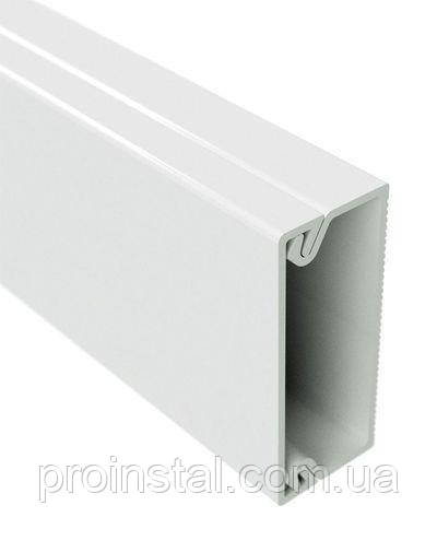 Миниканал DKC TMC 22x10 с крышк, белый, ОТРЕЗКИ ПО 2 МЕТРА