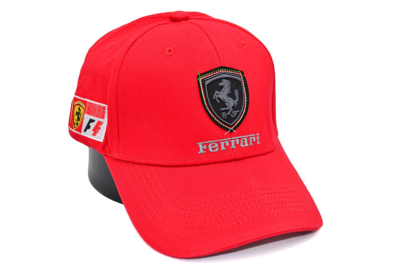 Бейсболка Classic Ferrari (31804-32)