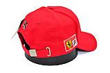 Бейсболка Classic Ferrari (31804-32), фото 3