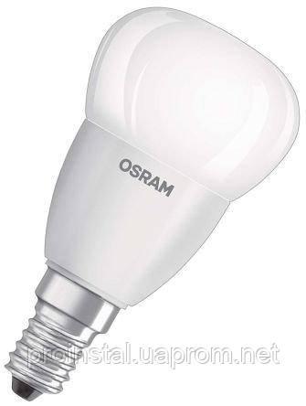 Лампа светодиодная OSRAM LED Value P40 кулька 5W 470Lm 4000K E14