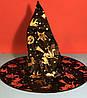 Карнавальная Шляпа Головной Убор Колпак Ведьмы для Вечеринки, фото 2