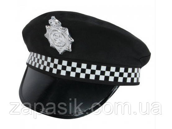 Карнавальная Шляпа Полицейского