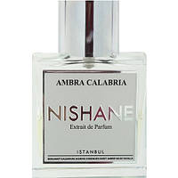 Парфюмированная вода|тестер унисекс Nishane Ambra Calabria Extrait De Parfum (Тестер)  оригинал Тестер 50 мл