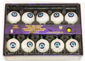 Гирлянда Музыкальная Глаза 270 См Гирлянда Глаза Декор На Хэллоуин
