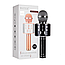 Караоке микрофон Беспроводной микрофон Wster WS-858 Bluetooth 4.0 Селфи МРЗ FM Aудио-вход аккумулятор 2600 mAh, фото 7
