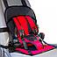 Автомобильное детское кресло Multi Function Car Cushion в машину Хит автокресло 5 надежных креплений, фото 8