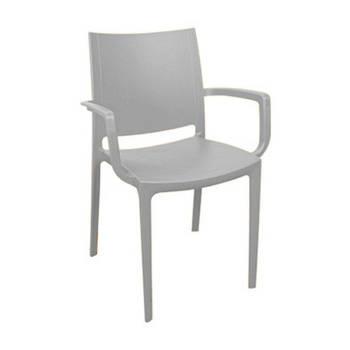 Кресло Irak Plastik Lara серый