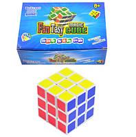 Кубик Рубика Fan Tasy Cube Цветной 6 Шт В Упаковке Размер 5,5 х 5,5 х 5,5 См