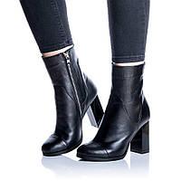 Ботинки Rivadi 2258 40(26,8см) Черная кожа, фото 1