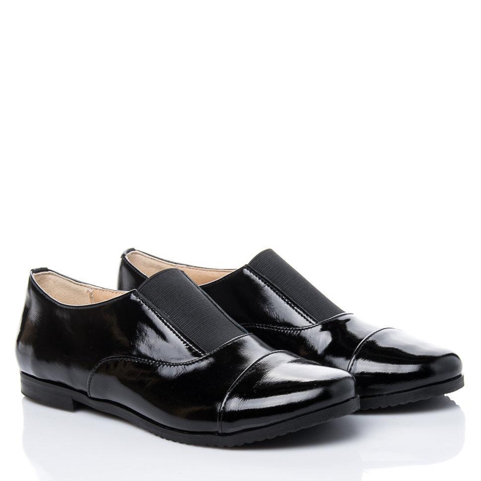 Туфли La Rose 2119 36(23,8см) Черный лак