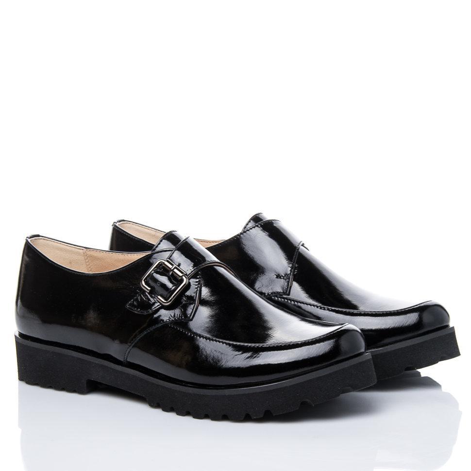 Туфли La Rose 2126 36(24см) Черный лак