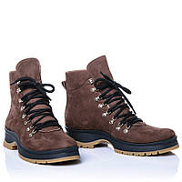 Ботинки Rivadi 2276 36(23,4см) Коричневый нубук, фото 1