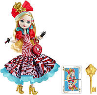 Кукла Ever After High Way Too Wonderland Apple White Эппл Вайт Mattel, фото 1