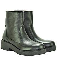 Ботинки La Rose 2037 36 (23,6см ) Черная кожа флотар, фото 1