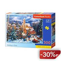 Пазлы Castorland Зимняя сказка 300 элементов (TOY-31778)
