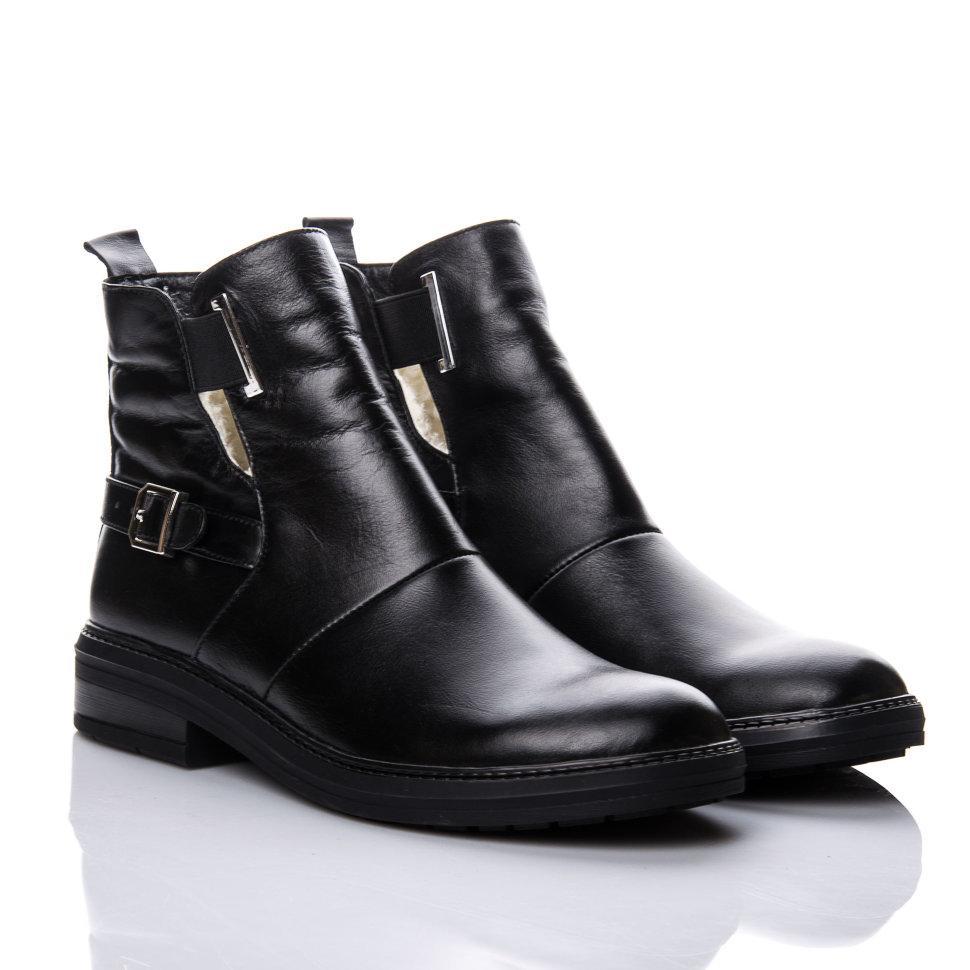 Ботинки La Rose 2145 36(24,5см) Черная кожа