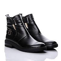 Ботинки La Rose 2145 36(24,5см) Черная кожа, фото 1