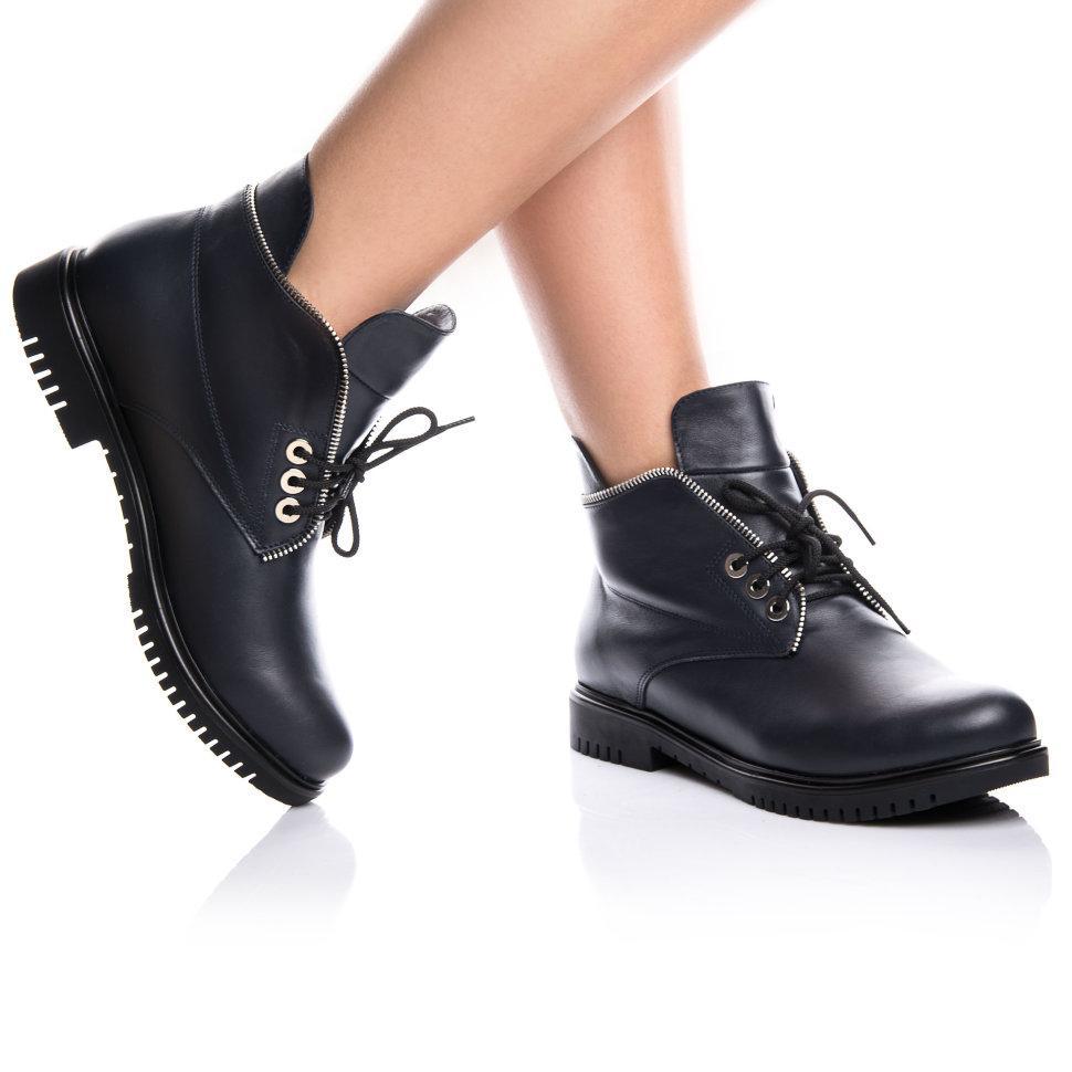 Ботинки Rivadi 2139 36(24см) Синяя кожа