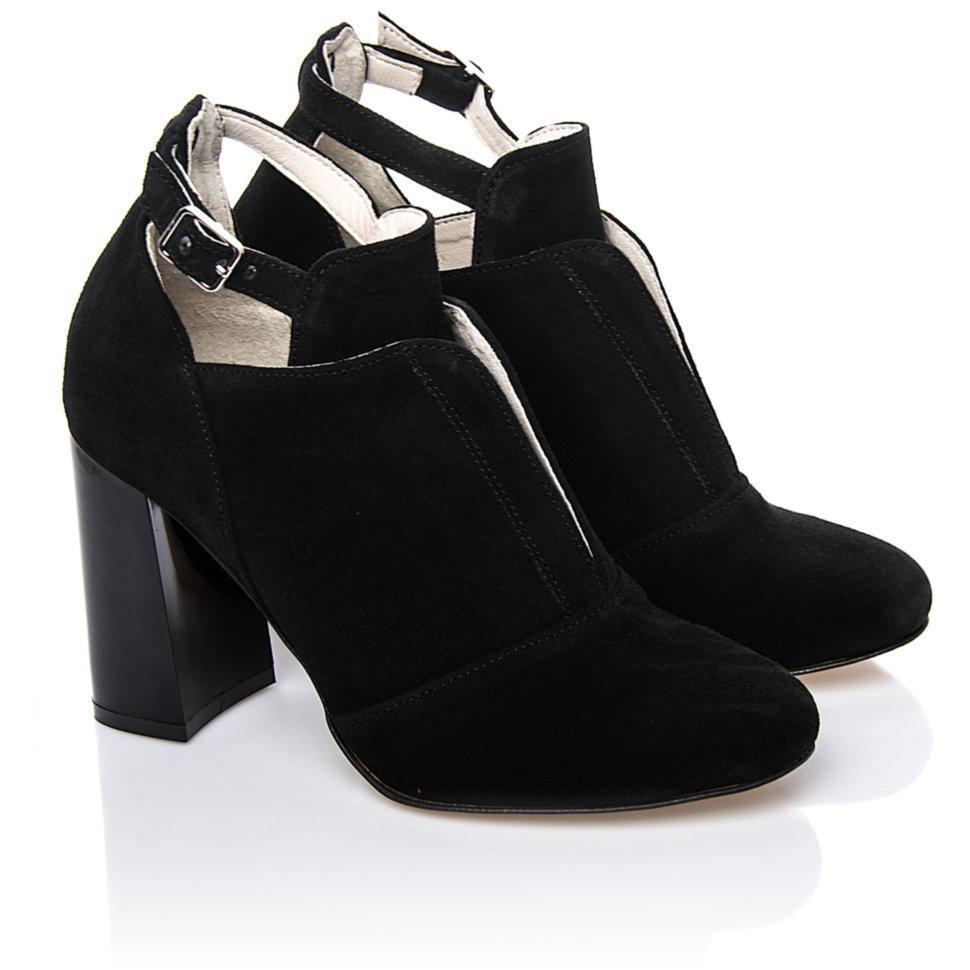 Туфли La Rose 2225 37(24,8см) Черная замша