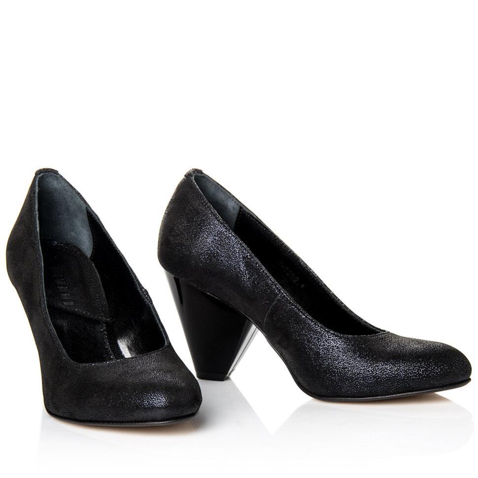 Туфли Rivadi 2292 36 (24,2см) Темно-синяя кожа