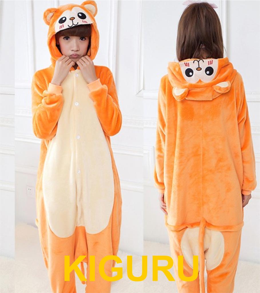Кигуруми пижама обезьянка